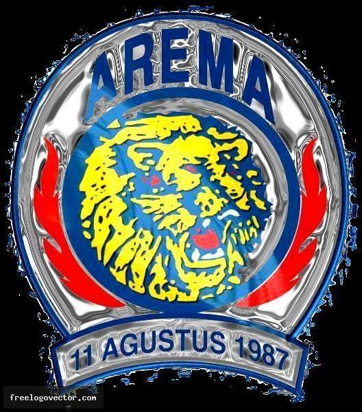 Arema Fc Freelogovector Ananghafiz Blog Anang Hafiz Foto Gambar Logo